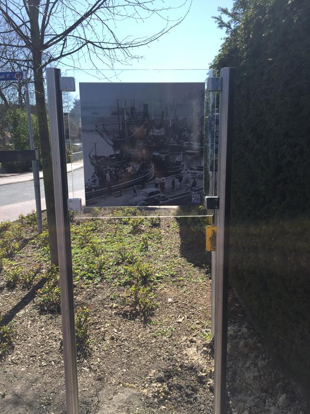 Plexiglasschild Wangerland