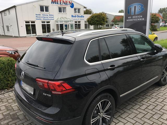 Scheibenfolierung VW