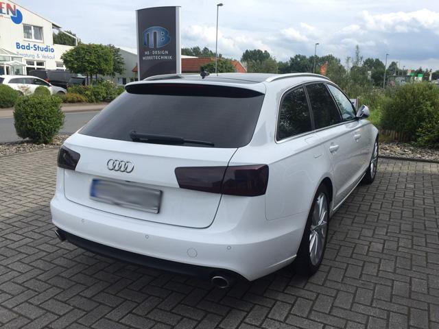 Scheibenfolierung Audi