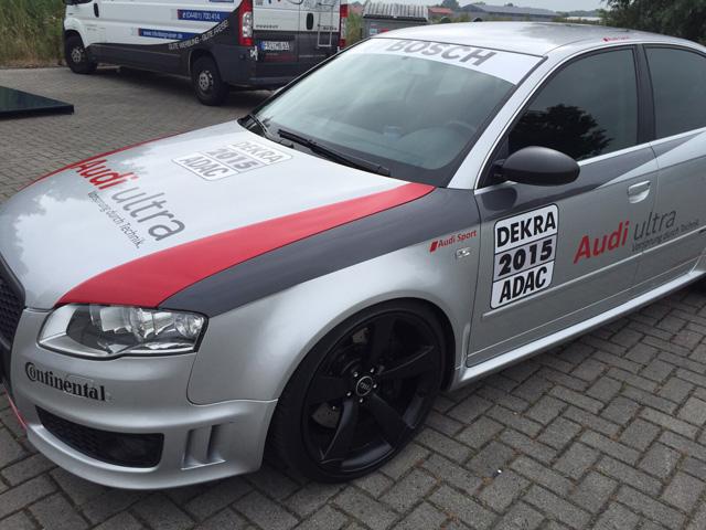 Audi S4 Audi Ultra Dekor
